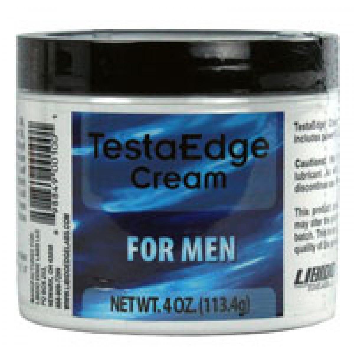 TESTOSTERONE CREAM FOR MEN 4 OZ - Natures Health Shoppe