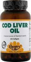 COD LIVER OIL 250 SGELS