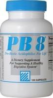 PB8 ACIDOPHILUS 60 CAPS