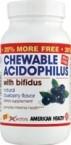 ACIDOPHILUS BLUEBERRY 100 WAFERS