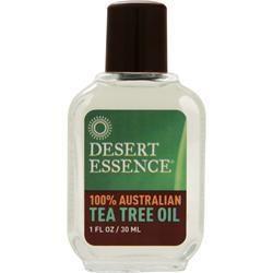 100% PURE AUST. TEA TREE OIL 1 OZ