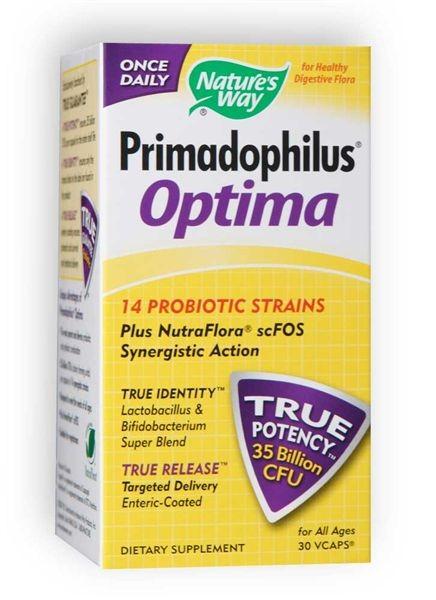 PRIMADOPHILUS OPTIMA 30 VCAPS