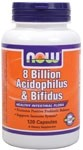 8 BILLION ACIDOPHILUS AND BIFIDUS 120CAPS
