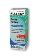 ALLERGY RELIEF GRASS POLLEN 1OZ