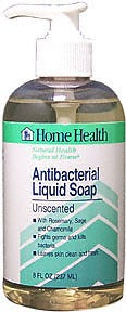 ANTIBACTERIAL LIQ SOAP UNSCENTED 8OZ