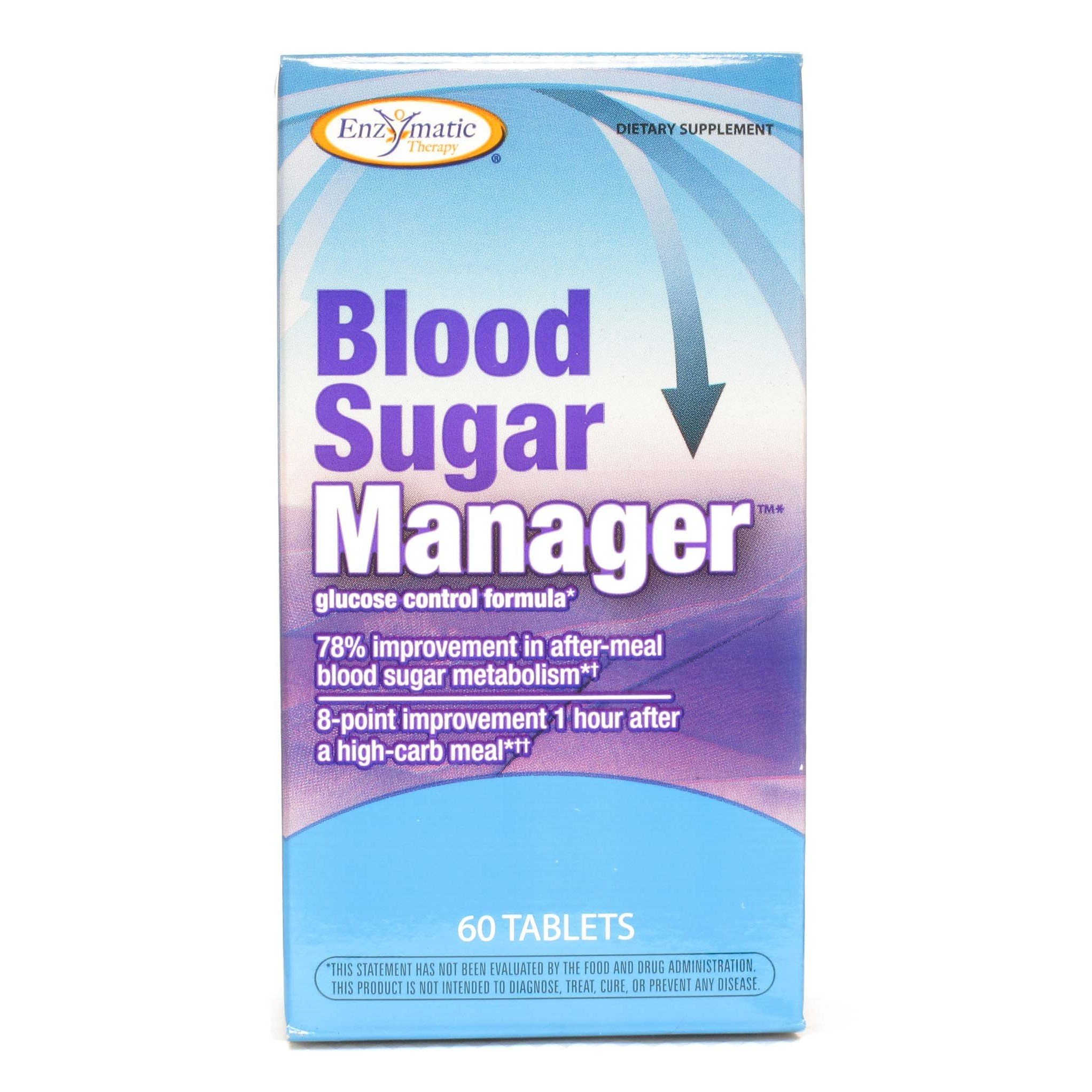 BLOOD SUGAR MANAGER 60 TABS