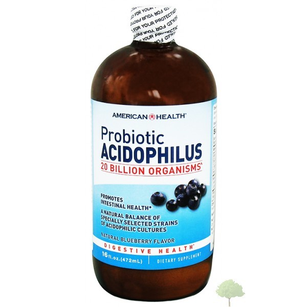 ACIDOPHILUS BLUEBERRY 16OZ