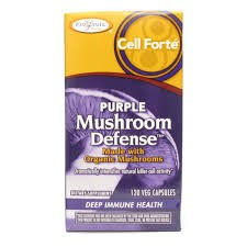 CELL FORTE PURPLE MUSHROOM DEFENSE 120 ULTCAPS