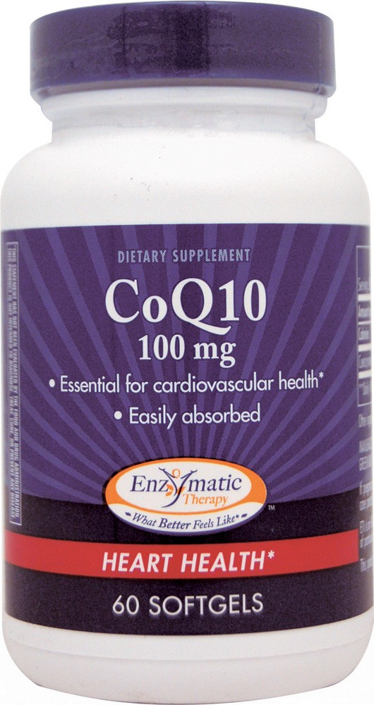 COQ10 100MG 60 SGELS
