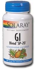 GI BLEND-GOLDENSEAL/LICORICE 100 CAPS