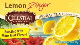 LEMON ZINGER 20BAGS