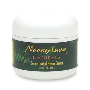 NEEM AURA NEEM CREAM 2OZ