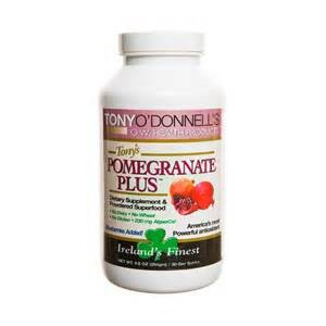 POMEGRANATE PLUS 9.8 OZ.