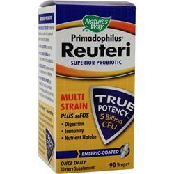 PRIMADOPHILUS REUTERI 5 BILLION 90 VCAPS