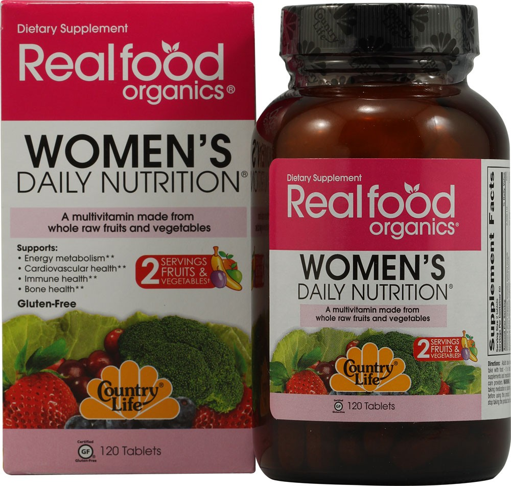 REALFOOD WOMEN'S DAILY NUTRITION