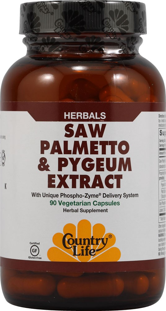 SAW PALMETTO & PYGEUM 90 VCAPS