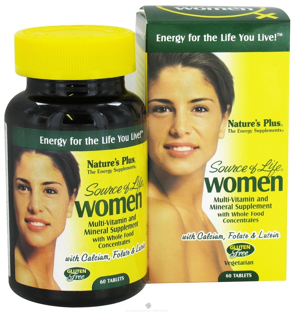 SOURCE OF LIFE WOMEN'S 60 TABS