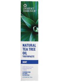 TEA TREE TOOTHPASTE MINT 7 OZ.