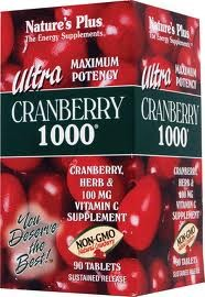 ULTRA CRANBERRY 1000  90 TABS