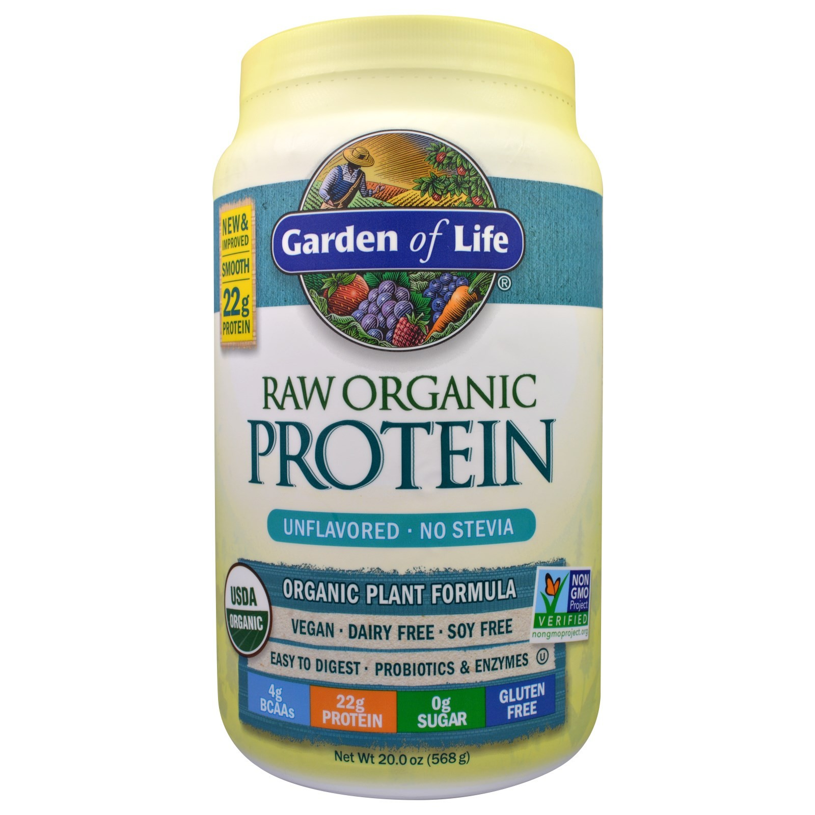 raw protein 622 gram natures health shoppe