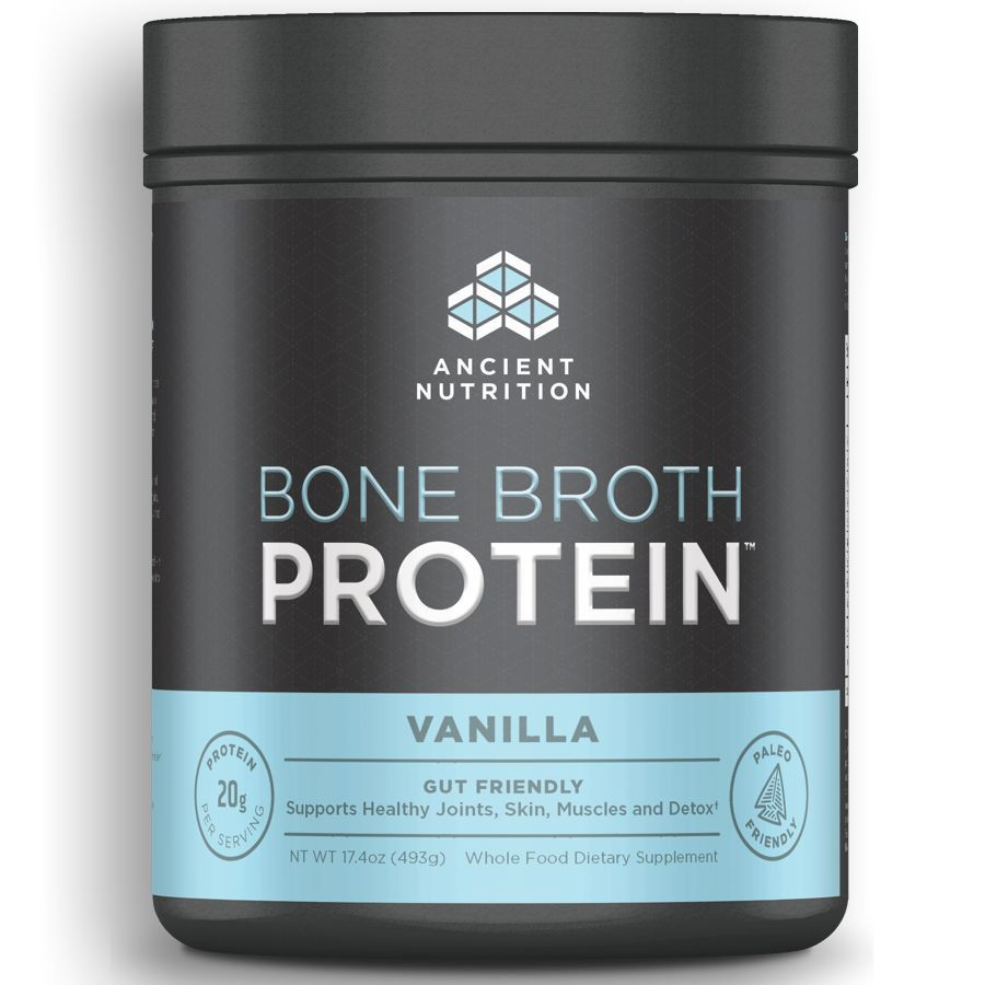 BONE BROTH PROTEIN VANILLA 17.8 OZ