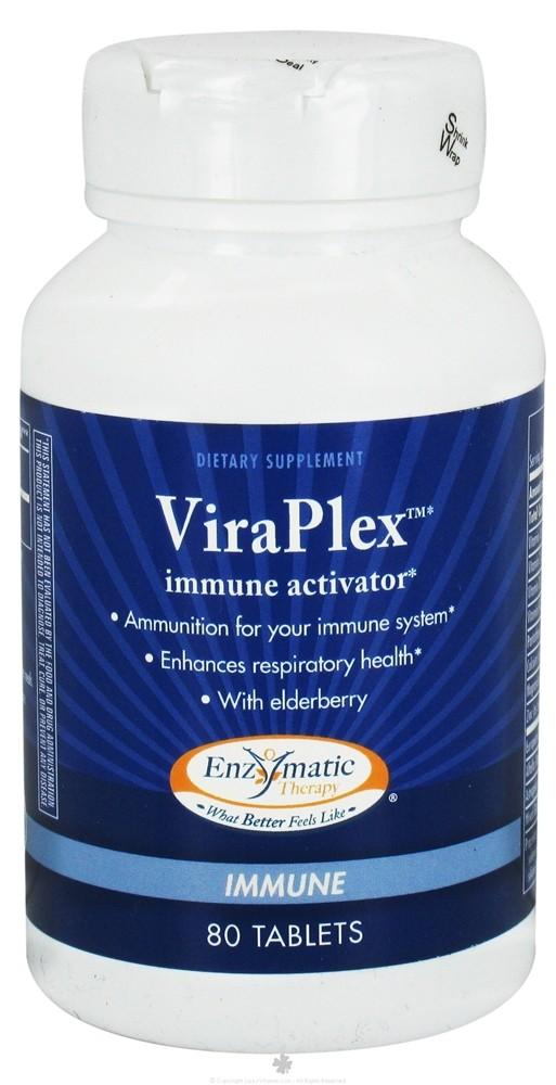 VIRAPLEX IMMUNE ACTIVATOR 80 TABS