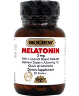 MELATONIN RAPID RELEASE 3 MG. 90 TABS