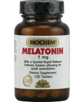 MELATONIN RAPID RELEASE 1 MG 120 TABS
