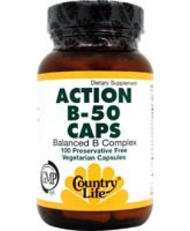 ACTION B50 100 VCAPS