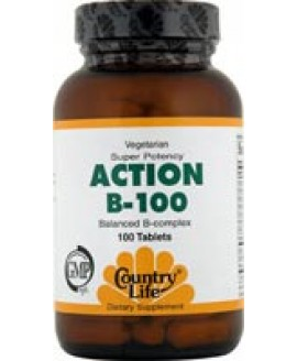 ACTION B100 100 TABS