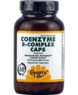 COENZYME B COMPLEX 120 VCAPS