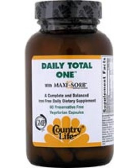 DAILY TOTAL ONE 60 V-CAPS
