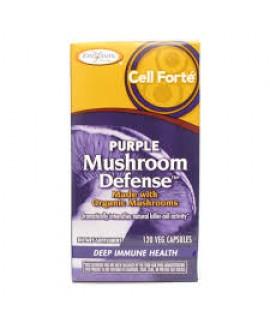 CELL FORTE PURPLE MUSHROOM DEFENSE 120 ULTCAPS