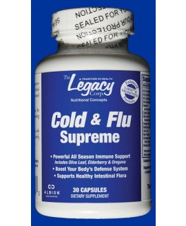 COLD AND FLU SUPREME 30 CAPS