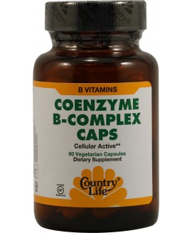 COENZYME B COMPLEX 60 VCAPS