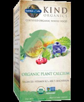 KIND ORGANICS ORGANIC PLANT CALCIUM 90 TABS