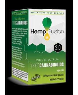 CBD Hemp Fusion 30 Vcaps