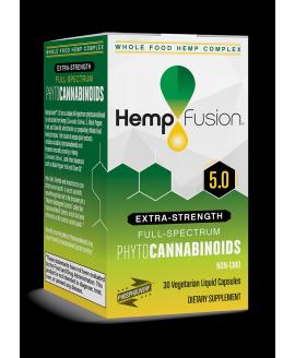 CBD Hemp Fusion Extra Strength 30 VCaps
