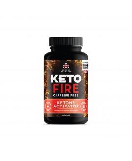 KETO FIRE KETONE ACTIVATOR 180 CAPSULES