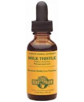 MILK THISTLE 1 OZ.