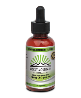 CBD OIL 700 MG 2 OZ PEPPERMINT