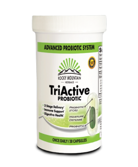 TRIACTIVE PROBIOTIC 30 CAPS