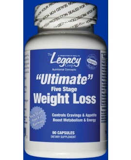 ULTIMATE WEIGHT LOSS 90CAPS