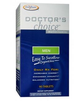 DOCTORS CHOICE FOR MEN 90TABS