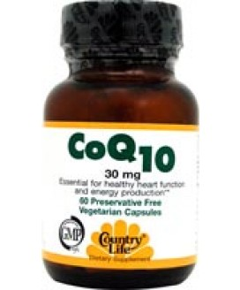 COENZYME Q 30 MG 60 VCAPS