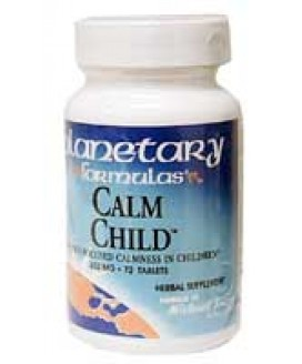 CALM CHILD 432MG 72 TABS