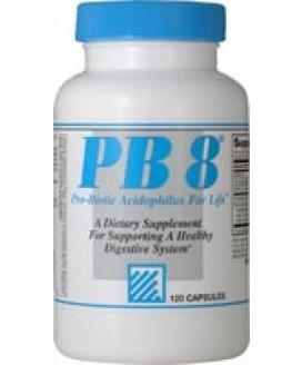 PB8 ACIDOPHILUS 120CAPS