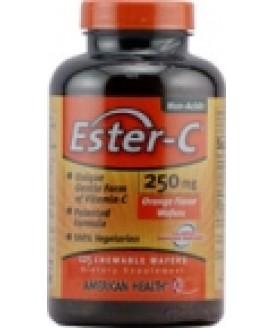 ESTER-C 250 MG 125 CHEWS