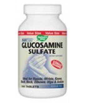 GLUCOSAMINE SULFATE WITH MSM 160 TABS