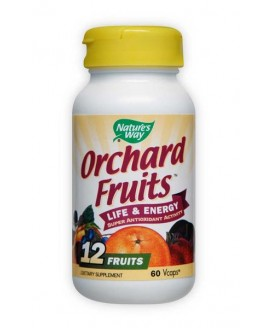 ORCHARD FRUITS 60 VCAPS